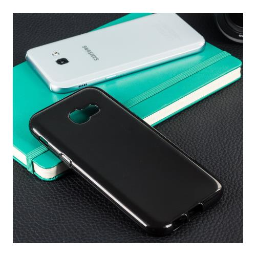 Zanko Samsung Galaxy A5 (2017) Jelly Case - Black