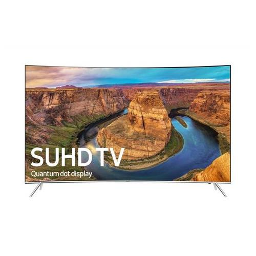 "SAMSUNG 55"" UN55KS8500 / UN55KS850D 4K SUHD MOTIONRATE 240 HDR 1000 CURVED LED TIZEN SMART TV- REFURBISHED"
