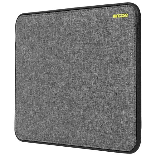 Housse ICON d'Incase pour MacBook Air de 13 po - Gris chiné - Noir