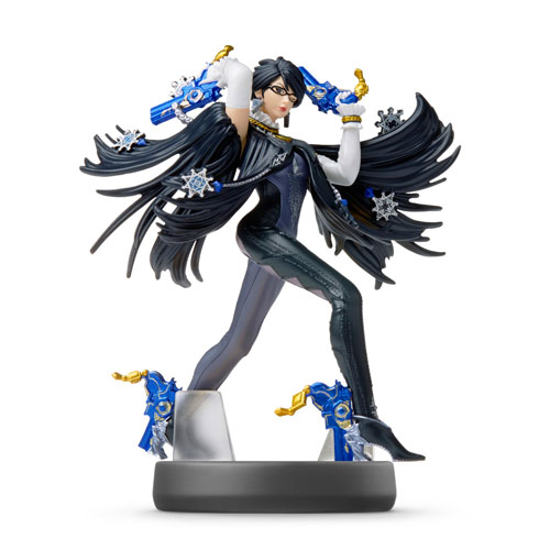 Figurine amiibo Super Smash Bros : Bayonetta