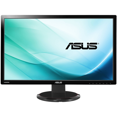 ASUS VG278HV 27in 144Hz Gaming Monitor 1920x1080 1ms Swivel Tilt HAS VGA DVI HDMI Haut-parleurs