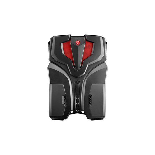 MSI VR ONE 7RE-035CA Intel Core i7 7th Gen 7820HK (2.90 GHz) NVIDIA GeForce GTX 1070 16 GB Memory 512 GB NVMe SSD Backpack PC