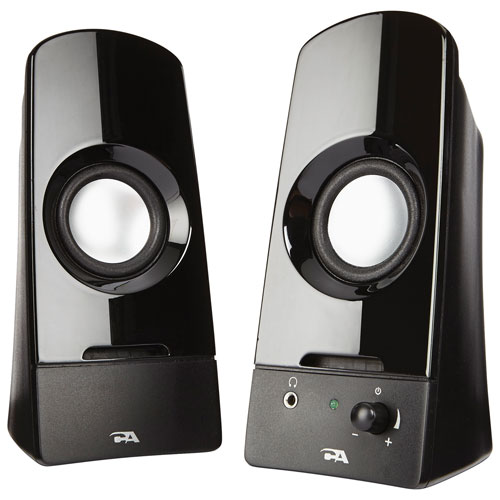 Cyber Acoustics Curve Sonic 2.0 Computer Speaker System