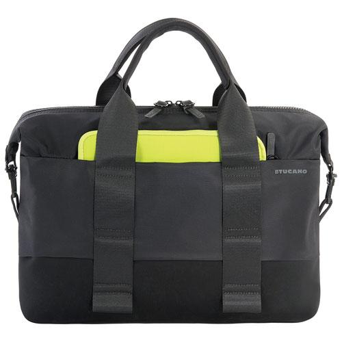 "Tucano Milano Italy Mondo 15.6"" Laptop Bag - Black"