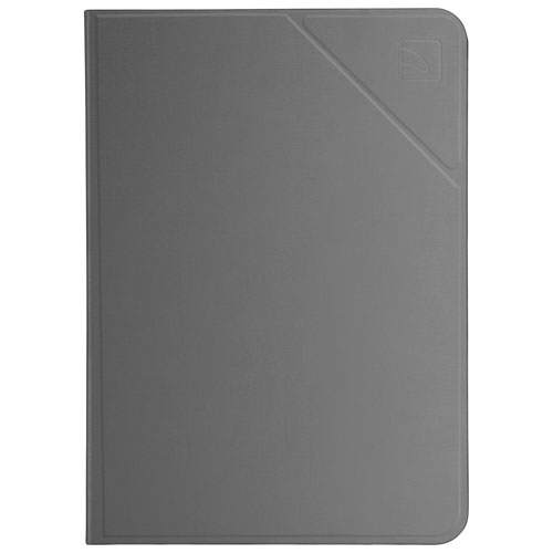 "Tucano Milano Italy Minerale Folio Case for iPad 9.7"" 2017 - Space Grey"