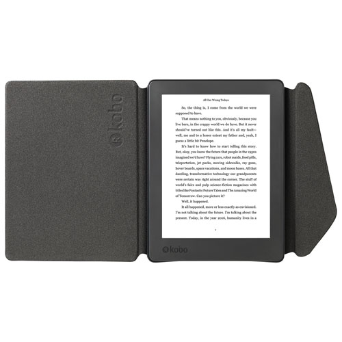 Kobo Aura H2O Edition 2 SleepCover Case - Black