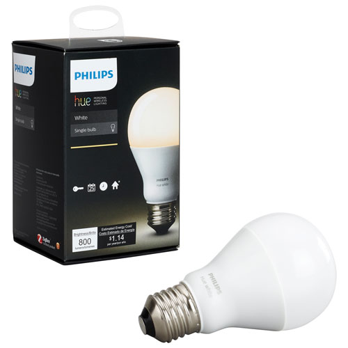 philips hue a19 smart led light bulb english only smart lights