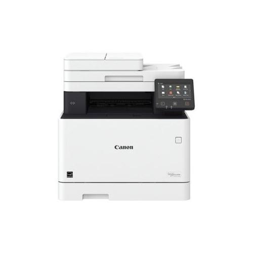 Canon imageCLASS MF731Cdw Laser Multifunction Printer - Color - Plain Paper Print - Desktop