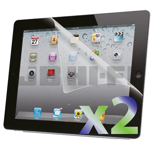 Exian iPad 2/3/4 Screen Protectors X 2 Clear