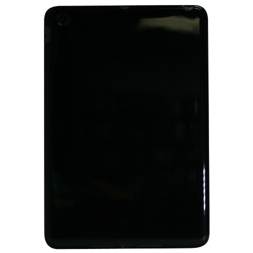 Exian iPad Mini 1st Gen TPU Case with Thick Rubber All Round Black