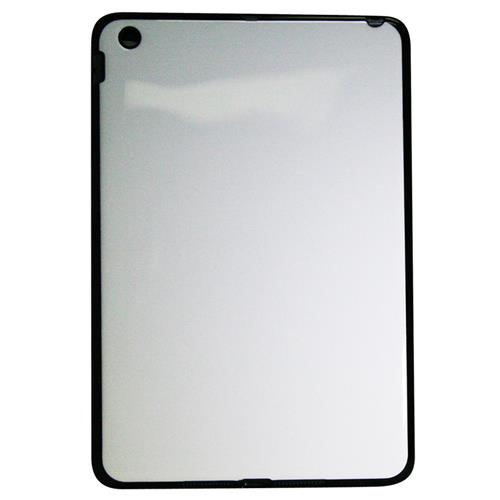 Exian iPad Mini 1st Gen TPU Case with Thick Rubber All Round White