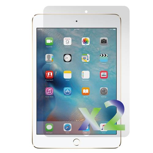 Exian iPad Mini 4 Screen Protectors X 2 Anti-Glare