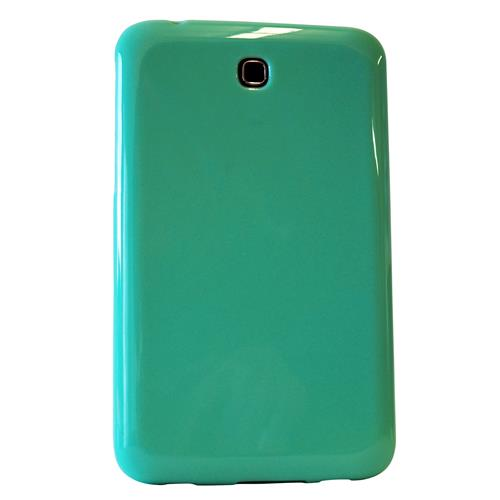 "Exian Samsung Galaxy Tab 3 7"" TPU Back cover Case Green"
