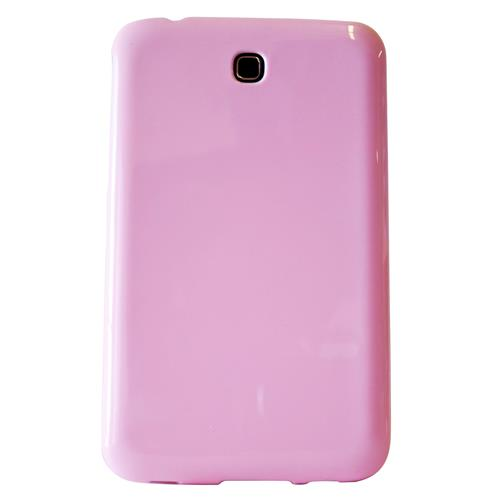 "Exian Samsung Galaxy Tab 3 7"" TPU Back cover Case Pink"
