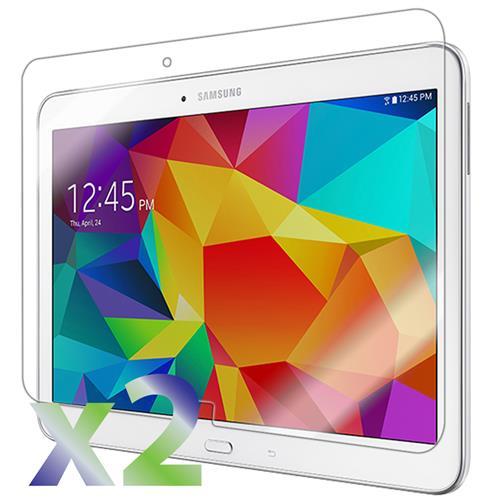 "Exian Samsung Galaxy Tab 4 10.1"" Screen Protectors X 2 Clear"