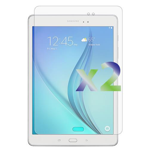 "Exian Samsung Galaxy Tab A 9.7"" Screen Protectors X 2 Clear"