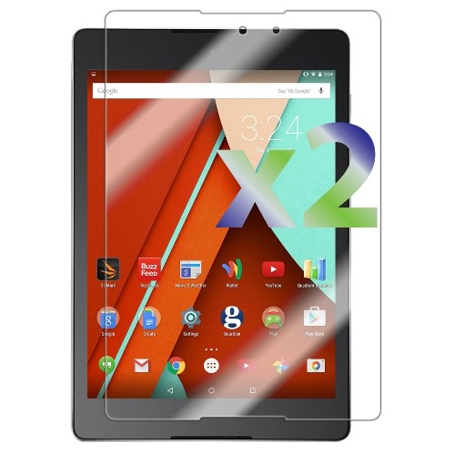 "Exian Google Nexus 9 8.4"" Screen Protectors X 2 Clear"