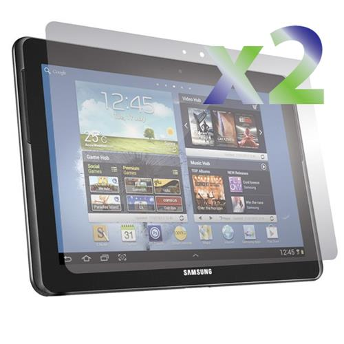 "Exian Sansung Galaxy Note 10 10.1"" 2014 Edition Screen Protectors X 2 Anti-Glare"