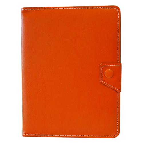 """Exian Universal PU Leather Flip Case for Tablet 7"""" Brown"""