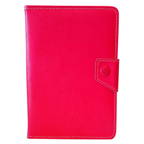 "Exian Universal PU Leather Flip Case for Tablet 7"" Pink"