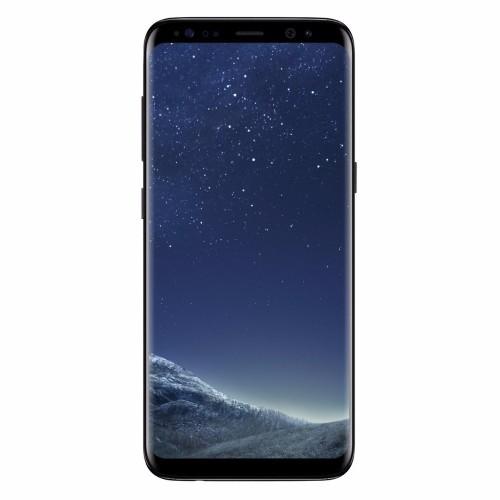 Samsung Galaxy S8 - 64GB Smartphone - Midnight Black - Factory Unlocked (International Version w/Seller Provided Warranty)