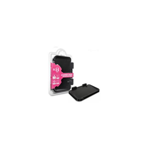 3DS XL Charge Dock (Black) (Tomee) - 3Ds