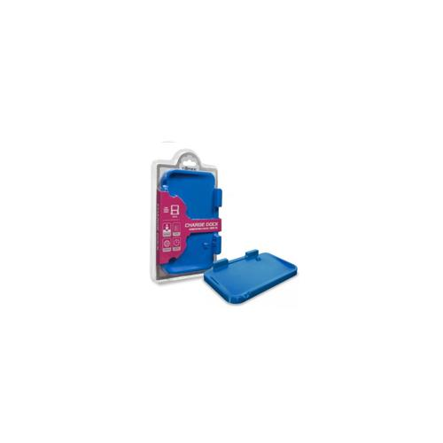 3DS XL Charge Dock (Blue) (Tomee) - 3Ds