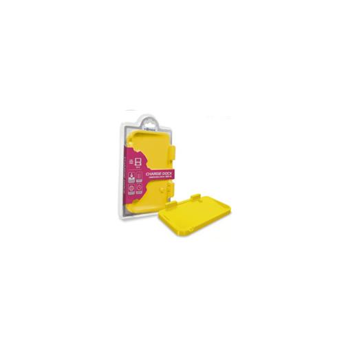 3DS XL Charge Dock (Yellow) (Tomee) - 3Ds