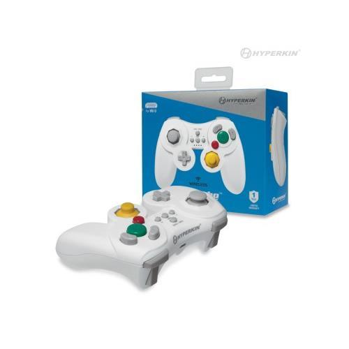 Wii U Procube Wireless Controller White Hyperkin Wii U