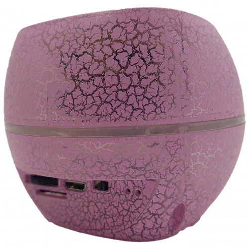 Toytexx A36 Mini Portable Bluetooth Speaker-Pink