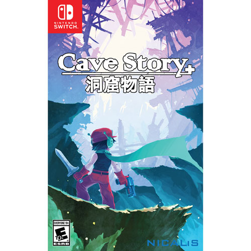 Cave Story+ (Switch) - English