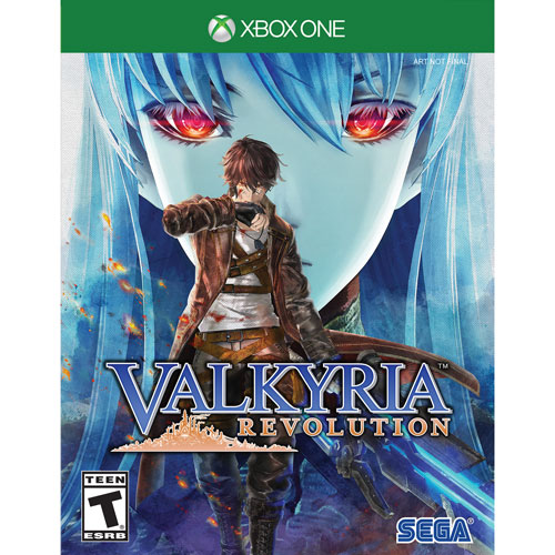 Valkyria Revolution (Xbox One) - English