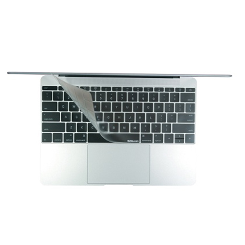EZQuest X22312 Invisible Keyboard Cover for MacBook Pro 13-inch without Touch Bar late 2016 & MacBook 12-inch US/ISO, English