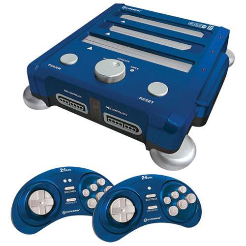 Console RetroN 3 - Bleu