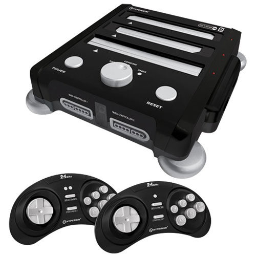 RetroN 3 Console - Black