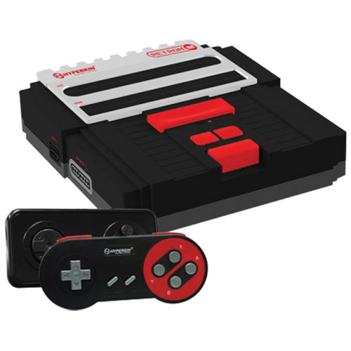RetroN 2 Console - Black