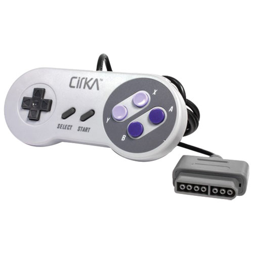 Hyperkin Cirka S91 Wired Controller For SNES