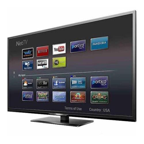 PHILIPS 58PFL4909/F7 58 INCH 1080P 120 HZ LED SMART TV - REFURBISHED