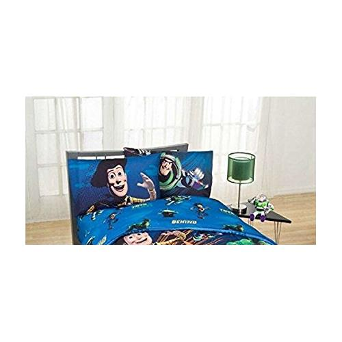 Disney Toy Story Don T Toy With Us Kids Full Sheet Set Literie