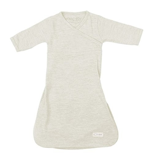 Merino Kids Cocooi Gown Newborn Cream Baby Sleepers Best Buy Canada