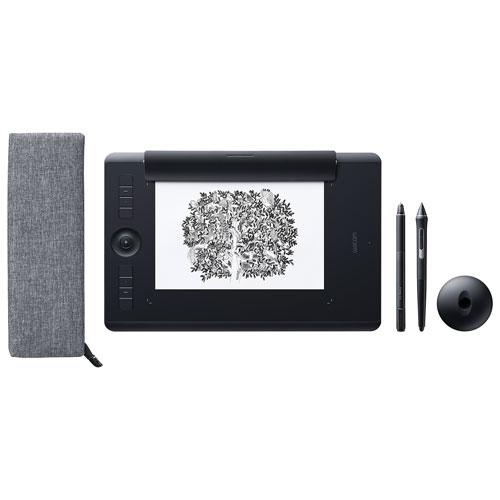 Tablette Intuos Pro Paper Edition de Wacom - Moyen - Noir