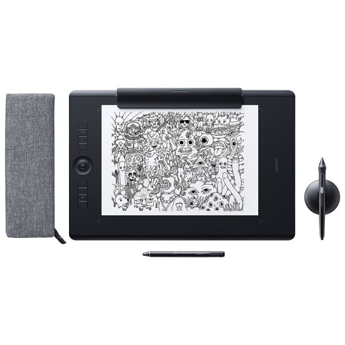 Wacom Intuos Pro Paper Edition - Large - Black