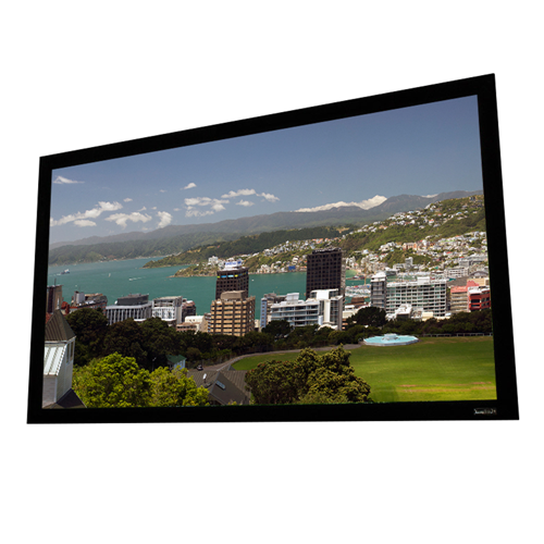 "EluneVision Elara 120"" 1.2-16:9 Fixed-Frame Projector Screen"