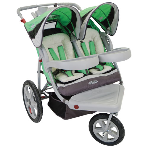Instep Grand Safari Double Jogging Stroller