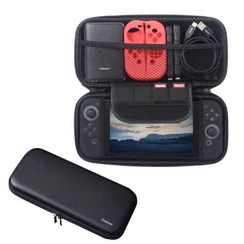 Insten Eva Case For Nintendo Switch, Black