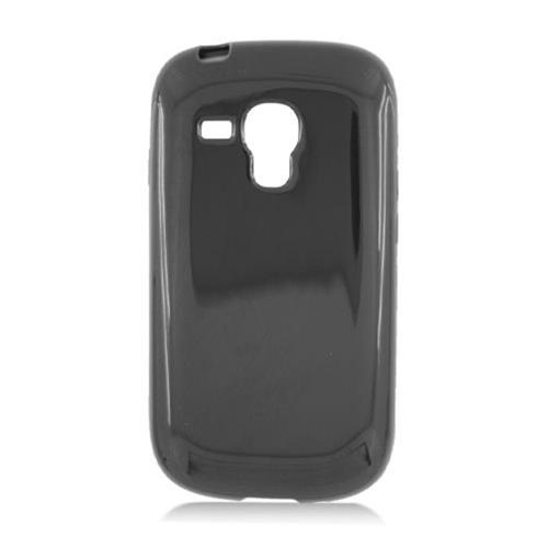 Insten Rubber Case For Samsung Galaxy S3 Mini, Black