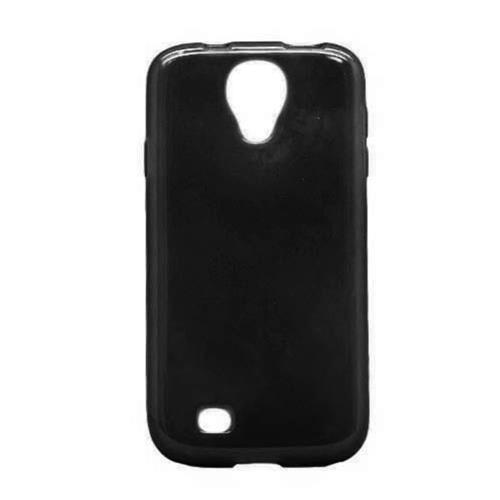 Insten Fitted Soft Shell Case for Samsung Galaxy S4 - Black