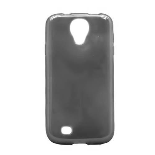Insten Rubber Case For Samsung Galaxy S4, Smoke