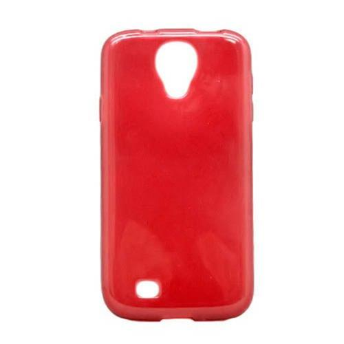 Insten Gel Cover Case For Samsung Galaxy S4, Red