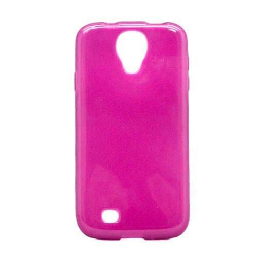 Insten Gel Case For Samsung Galaxy S4, Hot Pink